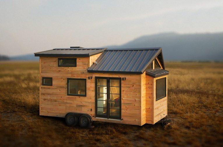 Bend Oregon tiny home